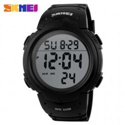 ساعة رجالية رياضية رقمية مع تاريخ ماركة SKMEI