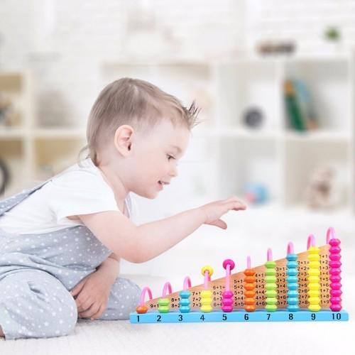 لعبة تعليمية لتعليم العمليات الحسابية للأطفال بعمر يزيد عن 3 سنوات