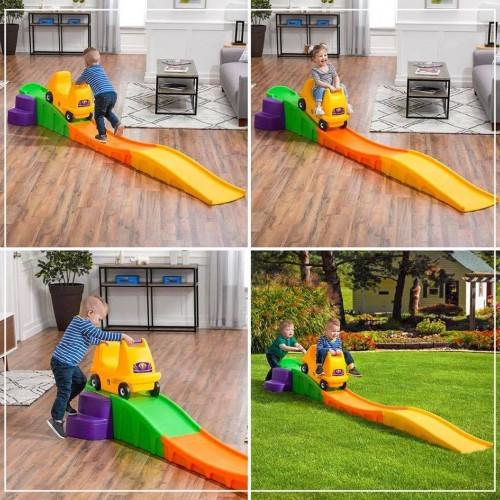 لعبة Up & Down Roller Coaster من ماركة Step 2 للأطفال