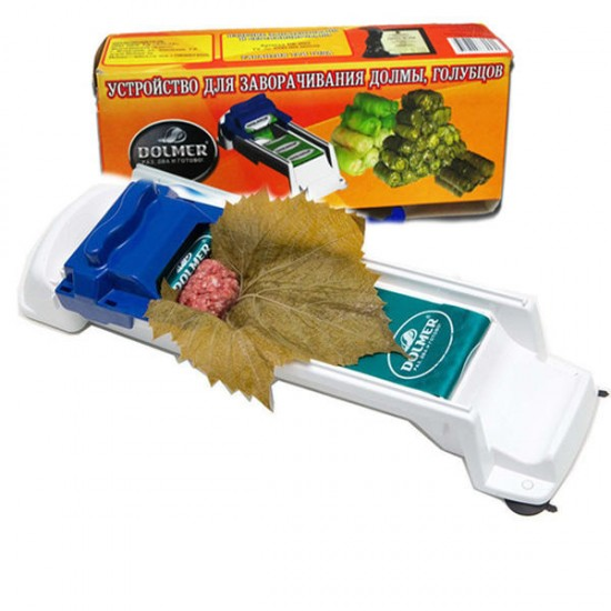 آلة يدوية للف ورق العنب والملفوف