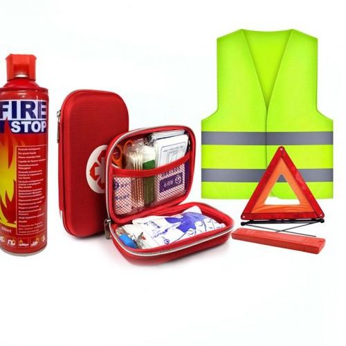 مجموعة الوقاية والأمان للسيارة