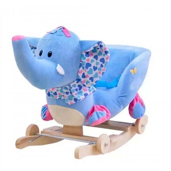 كرسي هزاز للأطفال 2*1 باشكال حيوانات مختلفة