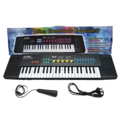 بيانو متعدد الوظائف مع ميكروفون