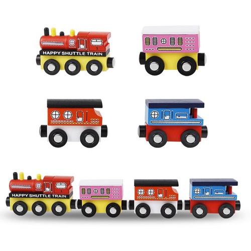 لعبة القطار المغناطيسي للأطفال