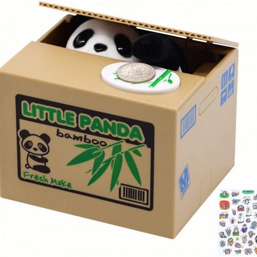 حصالة الباندا سارقة النقود للأطفال