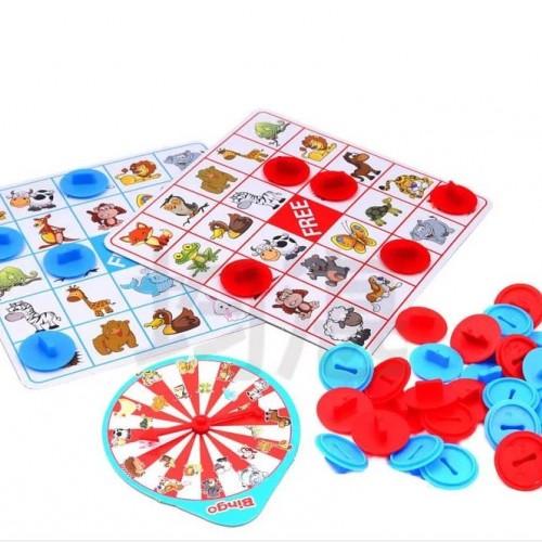 لعبة التحدي العالمية مربعات Bingo
