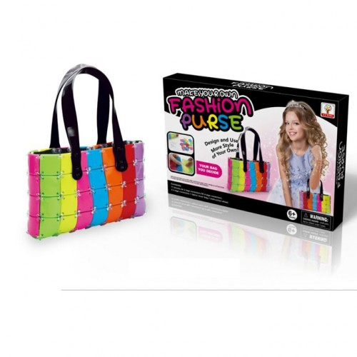 لعبة تشكيل الحقيبة الرائعة للفتيات