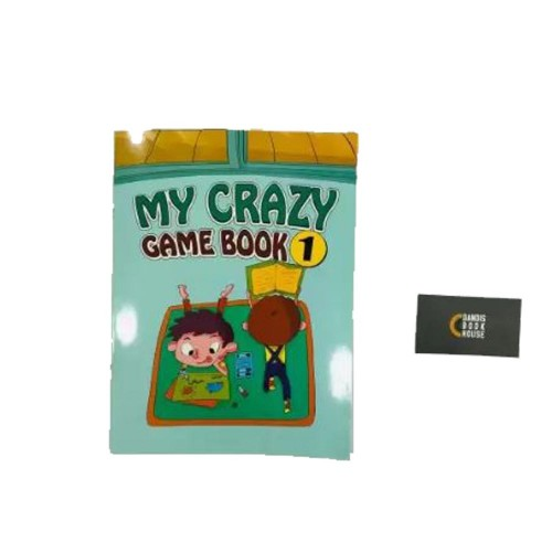 MY CRAZY GAME BOOK1