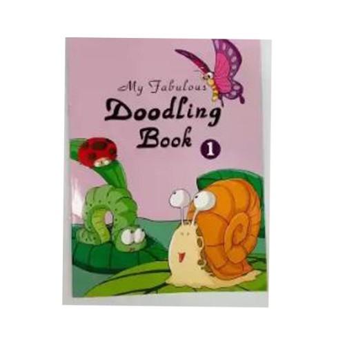 Doodling Book 1