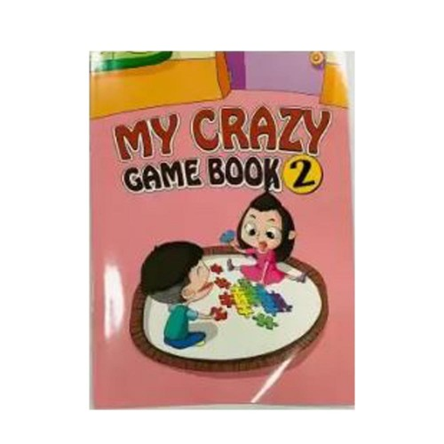 MY CRAZY GAME BOOK 2