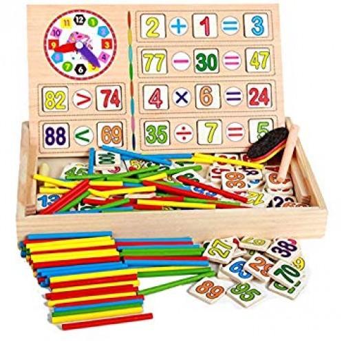 صندوق تعلم الاشكال والارقام موديل 459-12
