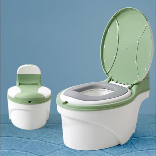 نونية للأطفال على شكل كرسي حمام