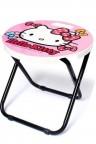 كرسي أطفال بشكل كرتوني سهل الطوي