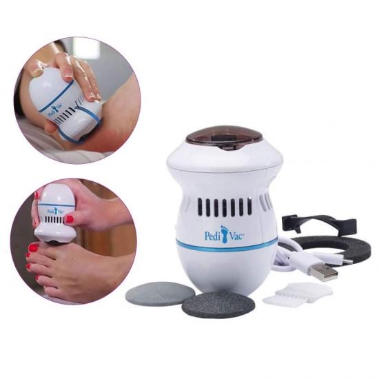 جهاز الباديكير Pedi Vac لتقشير القدمين
