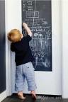 سبورة لاصقة للرسم والكتابة للاطفال