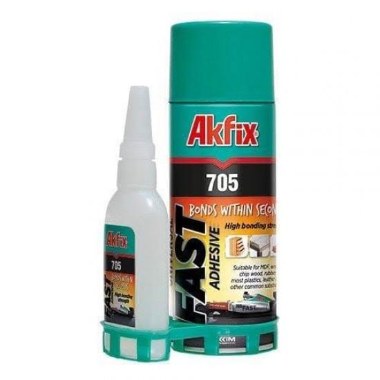 اللاصق السريع  Akfix-705 متعدد الاستخدام