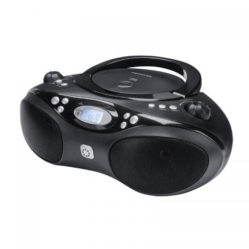 مسجل CD وراديو و USB ماركة Memorex بمواصفات مميزة