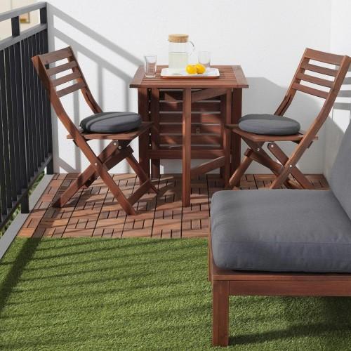بلاط خشبي متعدد الاستخدام و سهل التركيب