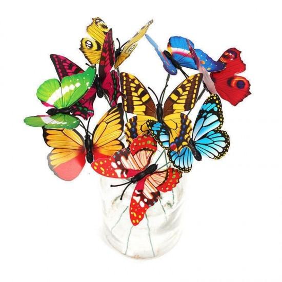 فراشات ملونة موديل 169-3
