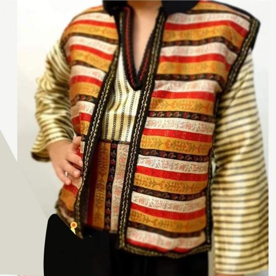 لباس سوري للاطفال مكون من 5 قطع من عمر سنة حتى 6 سنوات
