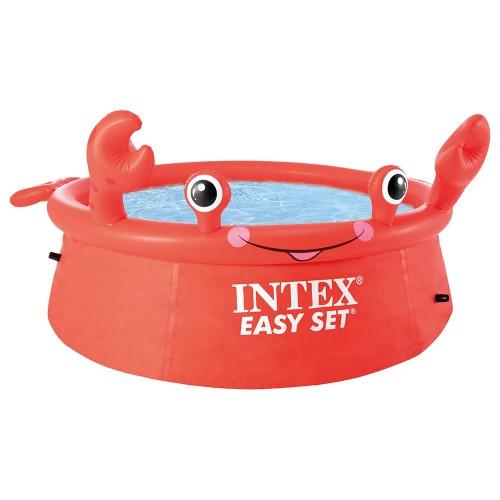 بركة سباحة على شكل سلطعون ماركة INTEX