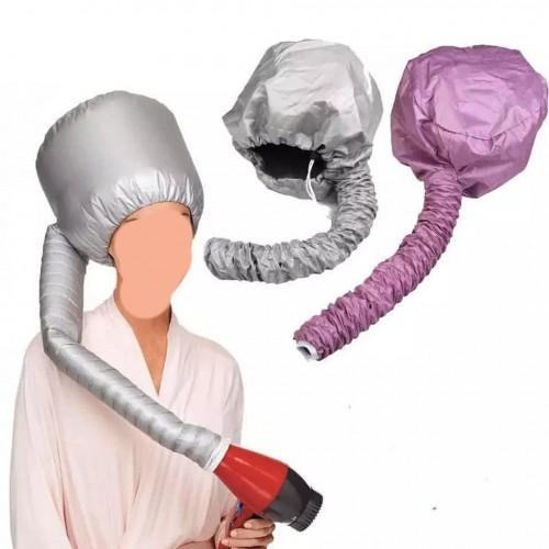 قبعة تنشيف الشعر بالسشوار