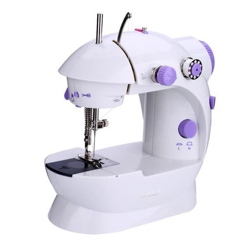 ماكينة خياطة منزلية صغيرة