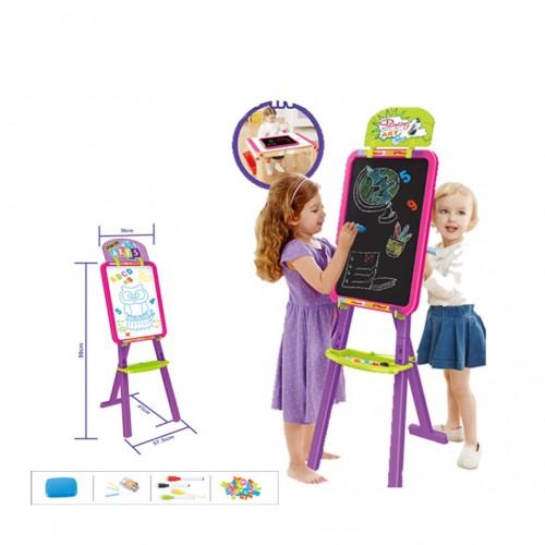 لوح رسم للاطفال متعدد الوظائف 3*1