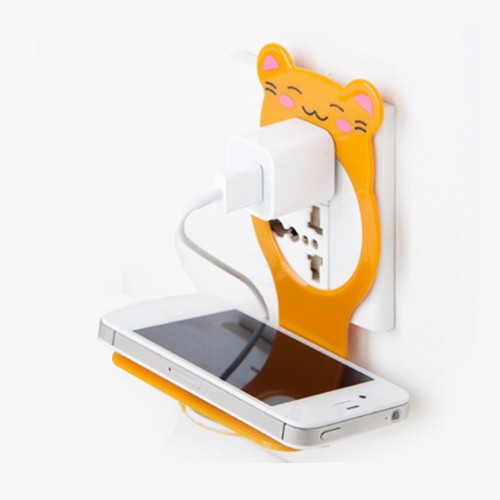 حامل هاتف بلاستيكي