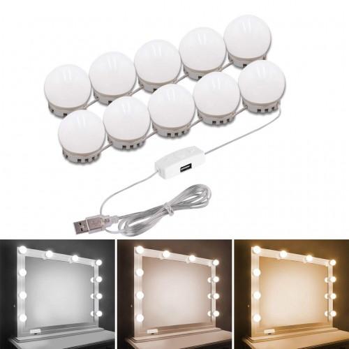 مصابيح إضاءة led للمرآة