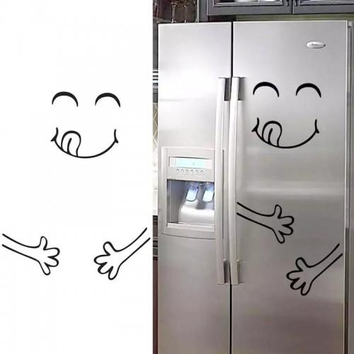 ملصقات للثلاجة