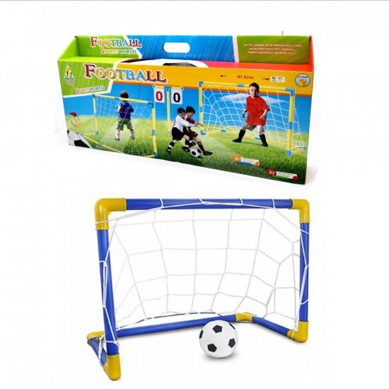 لعبة مرمى كرة القدم للأطفال