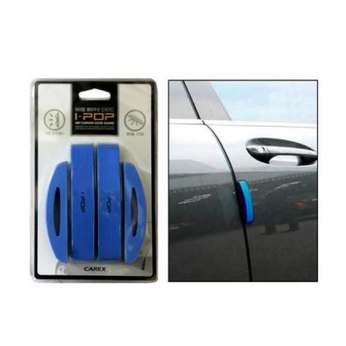 قطع سيليكون لحماية أبواب السيارة مكونة من 4 قطع