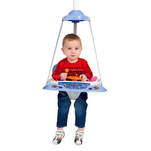 نطاطة أطفال بتصميم جديد يمكن تعليقها