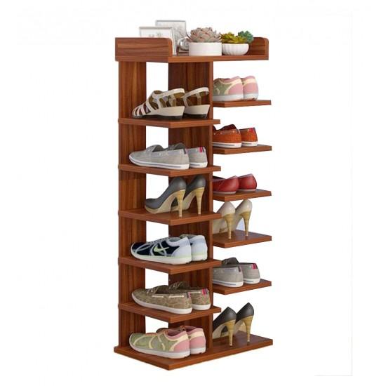 رفوف أحذية خشبية سهلة الاستخدام BD-15