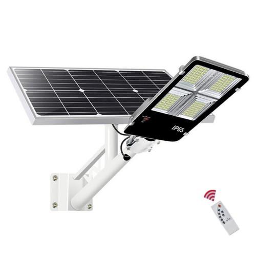 كشاف يعمل بالطاقة الشمسية 200 واط  مع ريموت