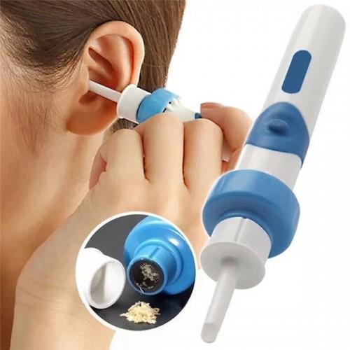 جهاز تنظيف الاذن بواسطة الشفط