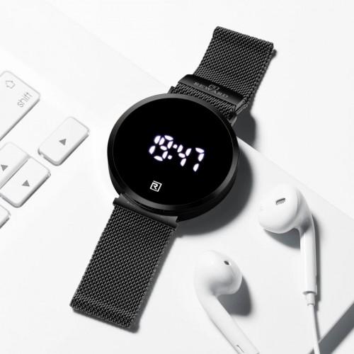 ساعة رجالية رقمية بشاشة تعمل على اللمس ماركة REWARD