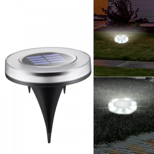 ضوء ليد يعمل بالطاقة الشمسية للارضيات