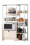 خزانة للمطبخ تحتوي على رفوف متعددة الاستخدامات 602-3