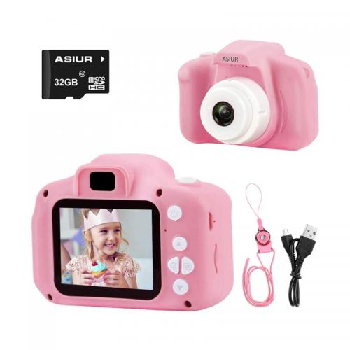 كاميرا ديجيتال للاطفال بجودة Full HD 1080p
