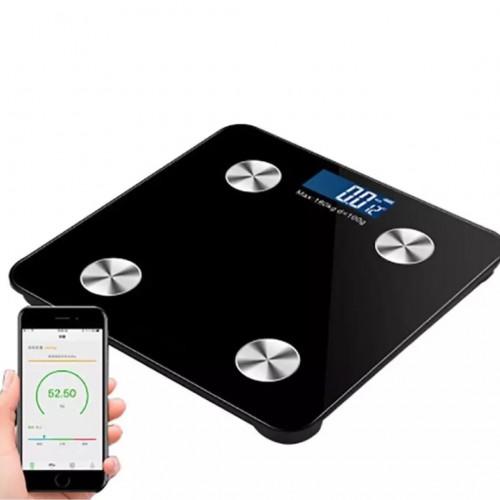 ميزان الكتروني ذكي لقياس الوزن مع شاشة ديجيتال