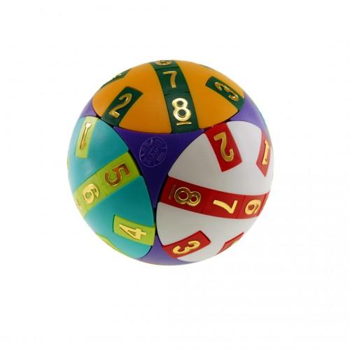 لعبة كرة الأرقام والألوان التعليمية للأطفال