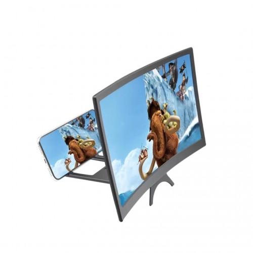 مكبر ثلاثي الابعاد لتكبير شاشة الموبايل بتصميم حديث