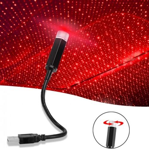 جهاز عرض ضوئي لسقف السيارة يعمل على مدخل USB