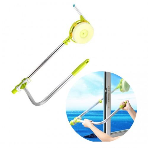 قشاطة ونشافة لتنظيف الزجاج الداخلي والخارجي بتصميم حديث