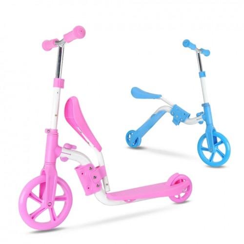 دراجة لعب للاطفال 2*1 بعدة ألوان