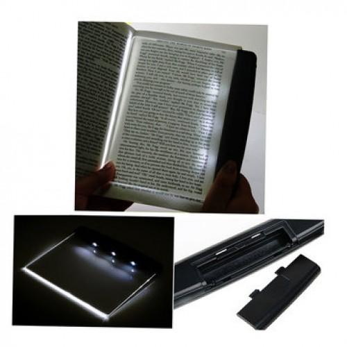 لوح إضاءة LED لقراءة الكتب في الظلام