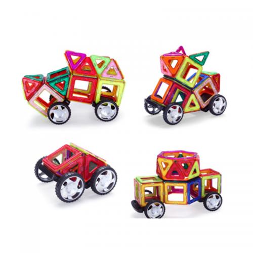 ليجو مغناطيسي للاطفال يتكون من 48 قطعة