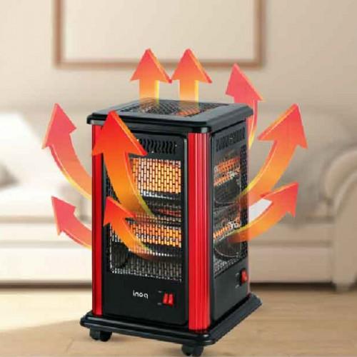 صوبة كهربائية مكونة من 10 أعمده حرارية موزعة على جميع الإتجاهات ماركة mega الاصلية